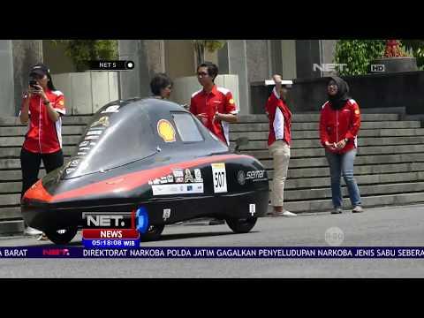 Mobil Semar Buatan Mahasiswa UGM Menang Di Perlombaan Tingkat Asean -NET5 Mp3