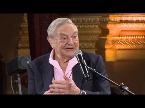 George Soros: The Future of Europe