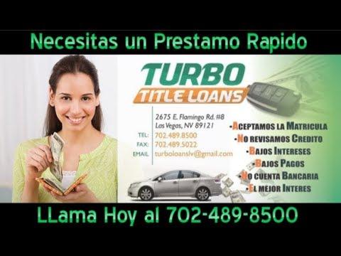 Turbo Title Loan >> Turbo Title Loans Youtube