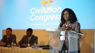 Thuli Madonsela's Message To Engineers [construction] [engineering] - Part 1