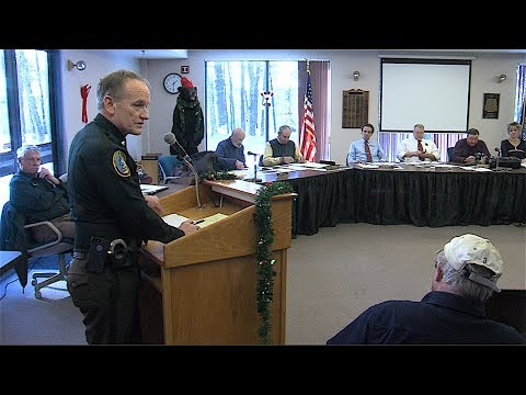 NH Fish And Game Commission 12/13/17