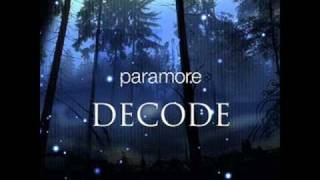 Decode Piano Version By: Sam Yung