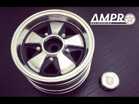 E57: Tamiya M Size Porsche And VW Fuchs Wheels