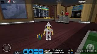 ROBLOX flood escape (Lobby) secret passage