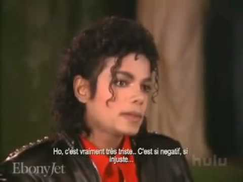 Interview Partie 1 Michael Jackson 1987 Rare with French ... Michael Jackson 1987 Interview