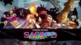 Sacred Citadel Xbox One Backwards Compatible Gameplay