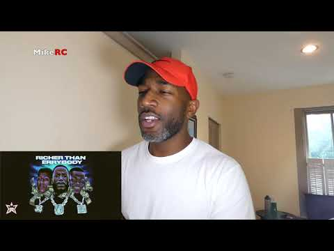 Gucci Mane – Richer Than Errybody ft. YoungBoy Never Broke Again & DaBaby (REACTION) #MikeRC