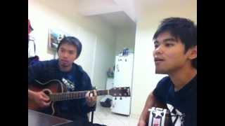 Nosso primeiro vídeo arriscando uma música japonesa do grupo Kiroro...