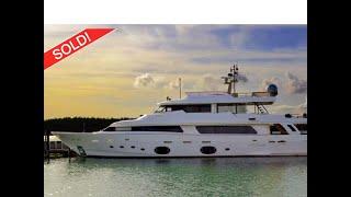 RUSCELLO 107 Ferretti Navetta 2013 - Gilman Yachts of Ft. Lauderdale