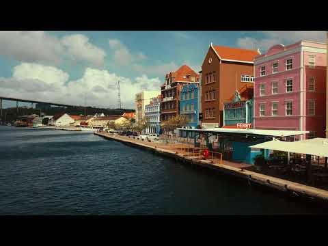 Curacao, 2017 filmed by DJI Mavic pro drone!