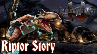 Killer Instinct Riptor Story Mode