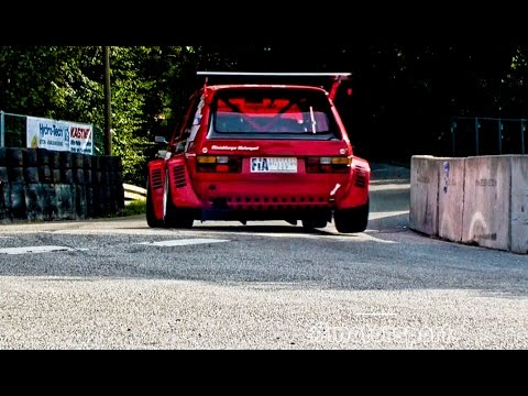 PURE SOUND VW Golf Minichberger - Egidio Pisano | Mickhausen 2016