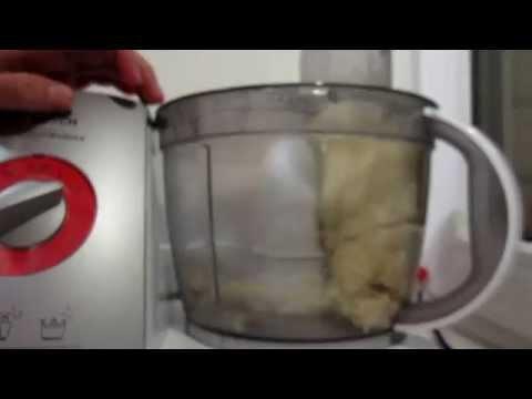 Балиш, как быстро сделать тесто. Кухонный комбайн  Bosch мсм 5529 Kubixx