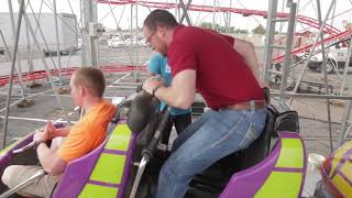Inspecting the State Fair Rides