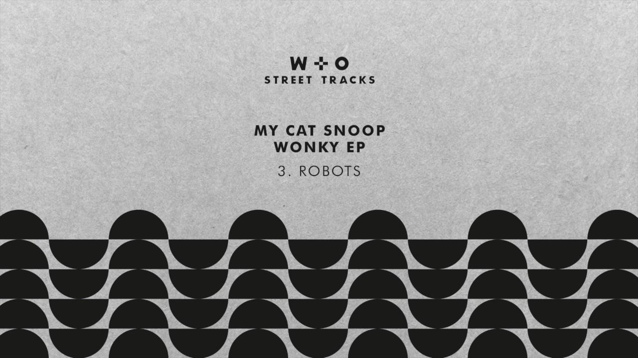 Download My Cat Snoop - Robots [WO032]