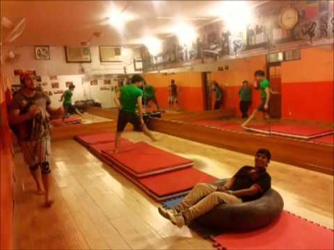 Gymnastics in Delhi at Delhi Dance Academy