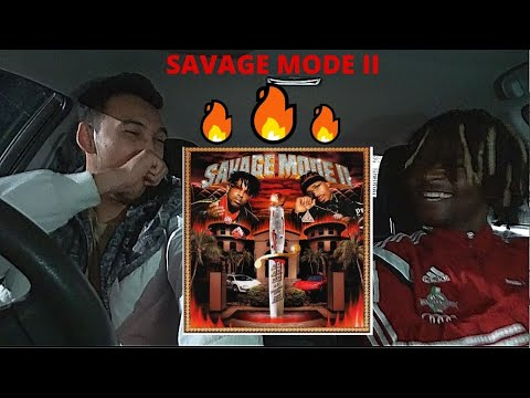 SAVAGE MODE II – 21 SAVAGE & METRO BOOMIN – FIRST REACTION/REVIEW!!