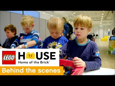 LEGO House official video – The making of LEGO House