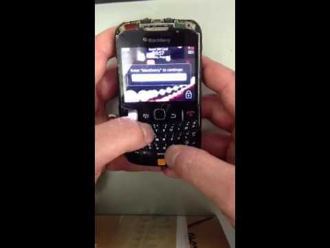 How To Remove Password Off Any Blackberry. Curve Bold Torch 9800 8520 9300 9900 9360 9700