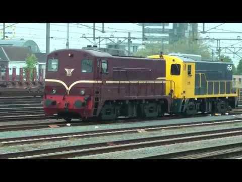 Euro Rails 204 - Het MGV Event 2017 in Venlo