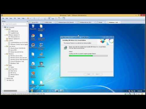 Step by step Install Lotus Notes Client 9.0.1