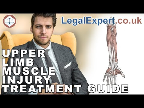 Upper Limb Muscle Injury Treatment Guide ( 2019 ) UK