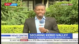 Kerio Valley leaders holding meeting in Westlands on matters security in the region