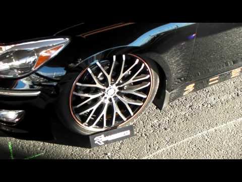 DUBSandTIRES.com TIS 537 MB Wheels/ Rims Hyundai Genesis Hallandale Miami Ft Lauderdale Hollywood