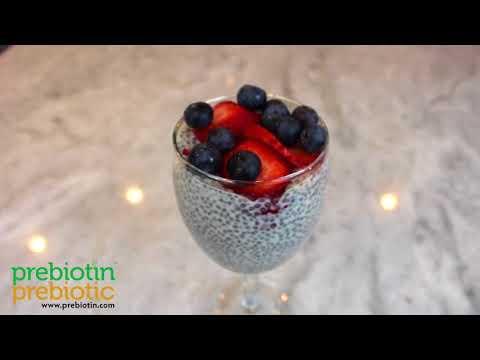 Chia Pudding Recipe - Microbiome Minutes
