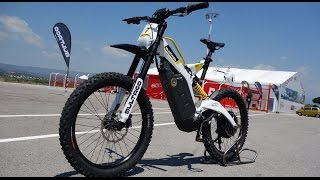 2015 VTT électrique : Bultaco Brinco - Essai AutoMoto