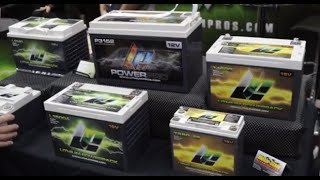 PRI 2015 - Lithium Pros Talks Battery Technology