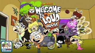 Welcome To The Loud House - Have Fun With Lincoln And His 10 Sisters (Gameplay, Playthrough)