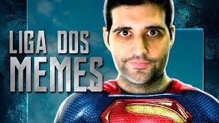 Reagindo a LIGA DOS MEMES o retorno de superman, simplesmente incrível