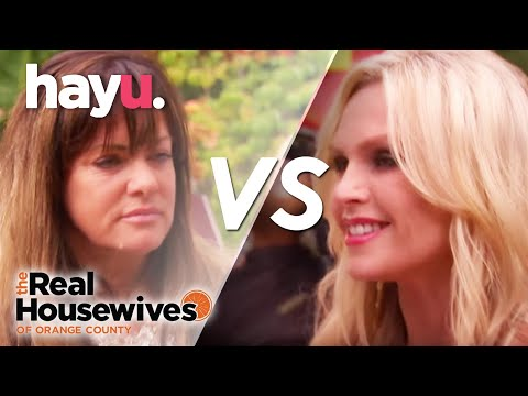 EPIC FIGHT Between Jeana & Tamra! | The Real Housewives of Orange County | Season 6