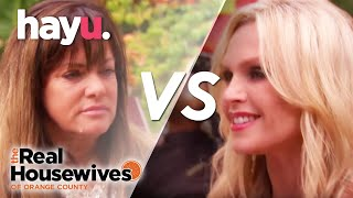 EPIC FIGHT Between Jeana & Tamra! // The Real Housewives of Orange County // Season 6