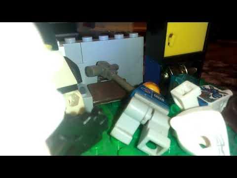 Фильм Лего Вторая часть Зомби Апокалипсис лаборатория