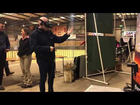 Pacific Biologics Virtual Reality Training Simulator (All Trace)