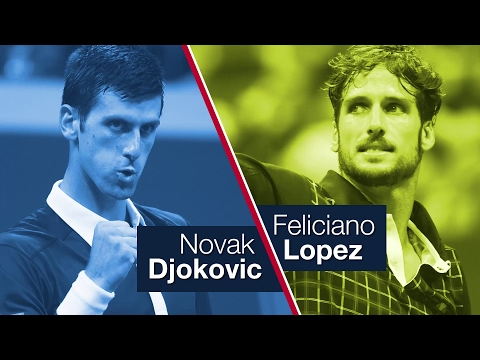 US Open Throwback: Novak Djokovic vs Feliciano Lopez - 2015 QF