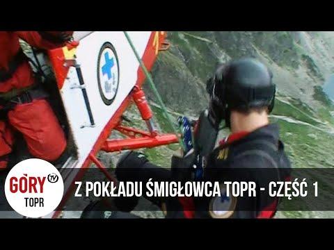 Z Pokładu śmigłowca TOPR  [CZĘŚĆ 1]