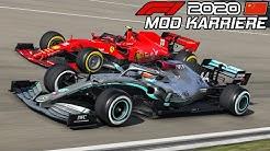 F1 2020 MOD KARRIERE #3: Shanghai, China GP   Formel 1 2019 4K Gameplay