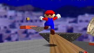 Super Mario 64 Speed TAS Competition Task 3: My Run (9.47, 2nd Place)