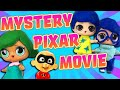 LOL Surprise Dolls Mystery Pixar Movie! With IT Baby, Boogie Babe, and Posh! | LOL Dolls Families