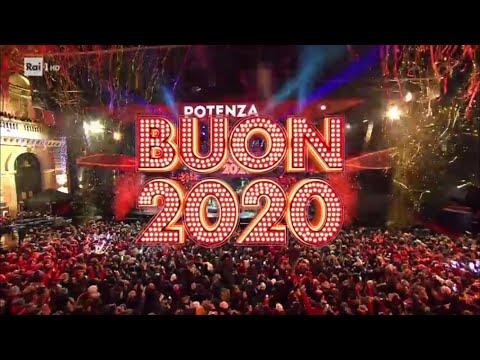 HD - Il 2020 è arrivato! Countdown l'anno che verrà RAI1 HD