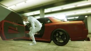 Grand Theft Auto 5 GTR Skyline edit :)