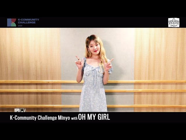 [K-Community Challenge] Minyo with OH MY GIRL