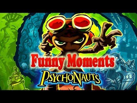 Psychonauts Funny Moments