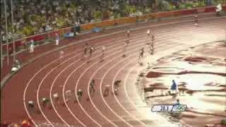 Athletics - Women's 4X100M Relay - Beijing 2008 Summer Olympic Games