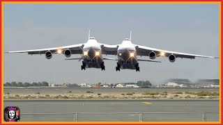 Biggest Airplanes in the World 2020