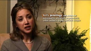 Menopause - Breast Cancer & Naturopathic Medicine - Hot Flash Havoc movie clip