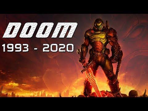 История / Эволюция  Doom